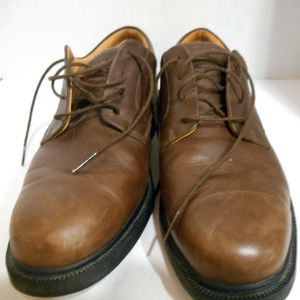 Timberland Brown Leather Oxford Waterproff